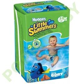 Трусики для плавания Huggies Little Swimmers 3-4 (7-15кг) 12шт