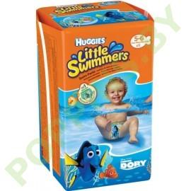 Трусики для плавания Huggies Little Swimmers 5-6 (12-18кг) 11шт