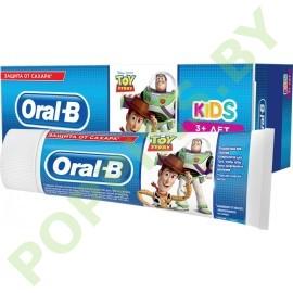 Зубная паста Oral-B Kids Легкий вкус (Toy Story) 75мл