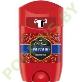 Твердый дезодорант Old Spice Captain 50мл