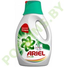 АКЦИЯ Жидкий порошок Ariel Color 1,04л