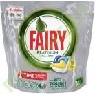Средство для ПММ (капсулы) Fairy Platinum All in One 18шт