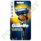 АКЦИЯ Бритва Gillette Fusion ProGlide FlexBall с 2 сменными кассетами