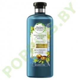 NEW Шампунь Herbal Essences Марокканское аргановое масло 400мл