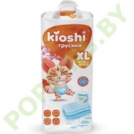 NEW Трусики для детей Kioshi XL (12-18кг) 36шт