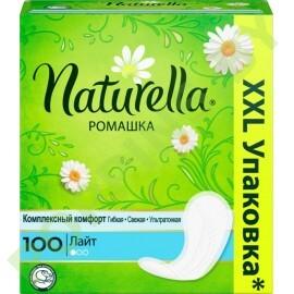 Прокладки ежедневные Naturella Лайт Ромашка 100шт