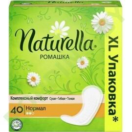 Прокладки ежедневные Naturella Ромашка Нормал 40шт