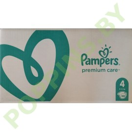 Подгузники Pampers Premium Care 4 (9-14кг) 108шт