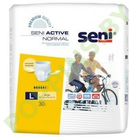 Трусики Seni Active Normal (5,5*) L Large (100-135см) 30шт