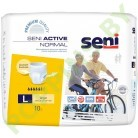 Трусики Seni Active Normal (5,5*) L Large (100-135см) 10шт