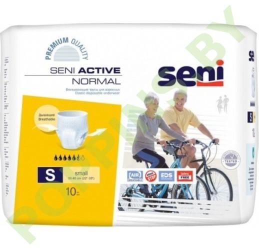 Трусики Seni Active Normal (5,5*) S Small (55-85см) 10шт