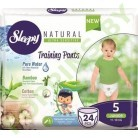 Трусики для детей Sleepy Natural 5 Junior (11-18кг) 24шт